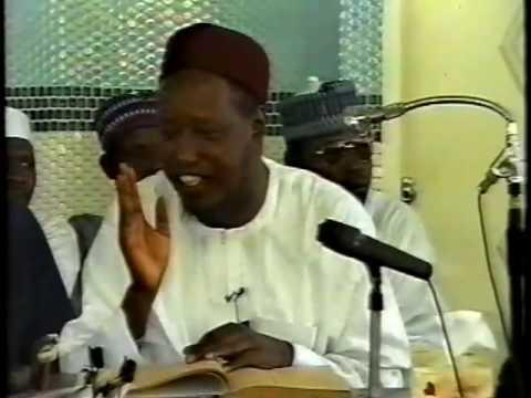 Sheikh Ja'afar Tafsir Surah 3 ALI IMRAN Ayah 33 To 44