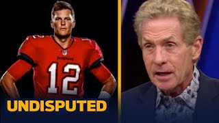 Ranking Tom Brady's offense 11th best in NFL is completely asinine — Skip Bayless | NFL | UNDISPUTED