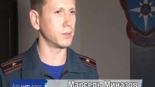 В Альметьевске увеличилось количество пожаров