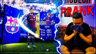 FIFA 18: Messi TOTS PRANK an TIMO 😂😱 Best Of TOTS Pack Opening 🔥