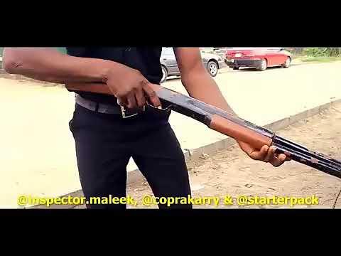 Download Nigeria police.. Transmission officer's