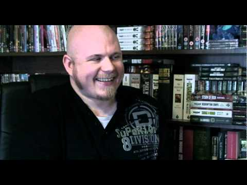 Black Library TV 15: Aaron Dembski-Bowden Interview