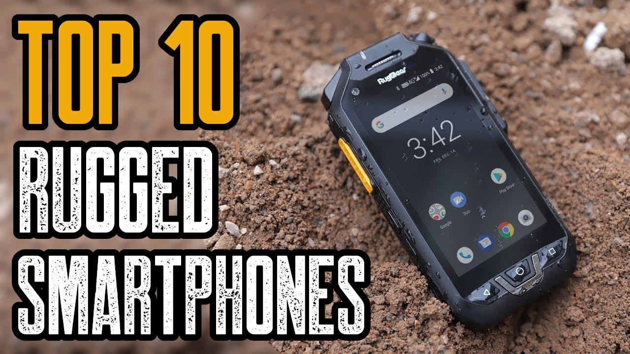 Top 5 Best Rugged Smartphones 2020