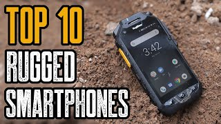 Top 5 Best Rugged Smartphones 2020 | Rugged Phone Test