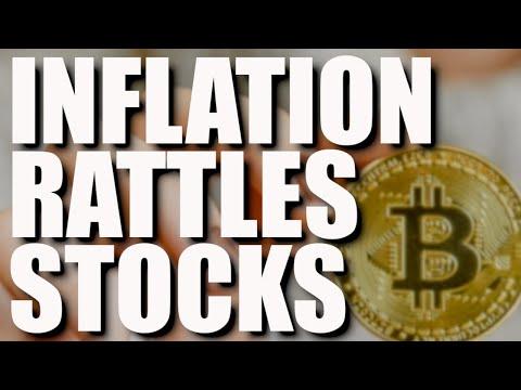 Stock Market Crashing, Inflation Rising, Bitcoin To $150,000, No Body Wants This \u0026 Netflix +BTC ?