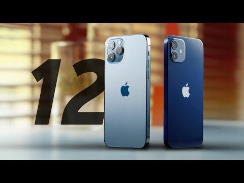 Обзор iPhone 12 и 12 Pro — какие отличия? И зачем нужен Pro?