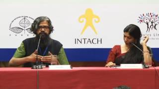 Plenary discussion on methodology of river health assessment at the India Rivers Week 2016