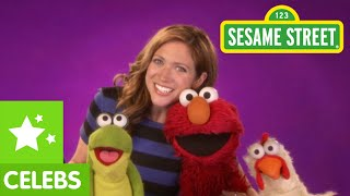 Sesame Street: Brittany Snow Is Elmo's Friend