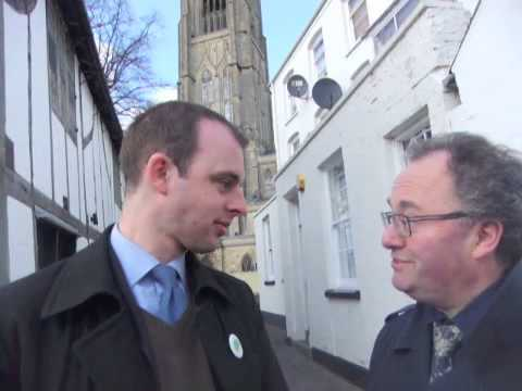 Better Off Out  chat with Matt Warman of Boston Conservatives