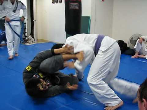 Taiwan BJJ Training with 2008 Mundial Brown Belt Champion Makoto Ogasawara