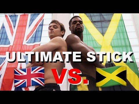 GB VS. JAMAICA I ULTIMATE STICK ft. Yona Knight-Wisdom | Tom Daley