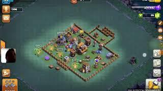 Clash of clans güzel temiz bir savaş