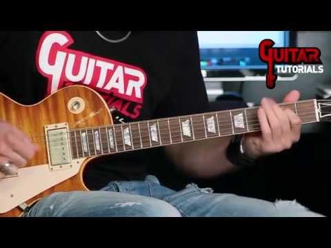 Walking By Myself (Gary Moore) - Rhythm - Guitar Tutorial With Matt Bidoglia