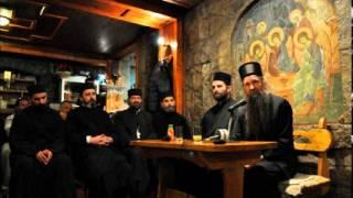 Монах Арсеније:О односу према себи и према другима