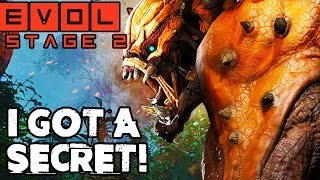 I'VE GOT A SECRET FOR YOU!! RED PANDA STAGE TWO MATCH!! Evolve Gameplay Walkthrough (PC 1080p 60fps)