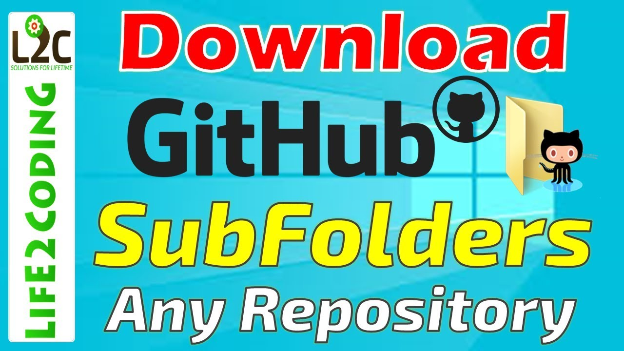 How to Download Files from a Subfolder or Subdirectory of a GitHub  Repository Very Easily