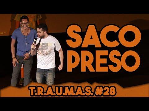 T.R.A.U.M.A.S. #28 - SACO PRESO (Lisboa, Portugal)