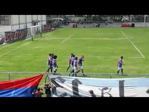 Deportivo Quito vs Luz de América (Gol de penal de Deportivo Quito)