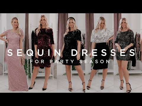 sequin-dresses-for-party-season