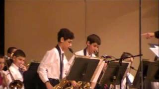 All-County Jazz Band plays Blue Monk