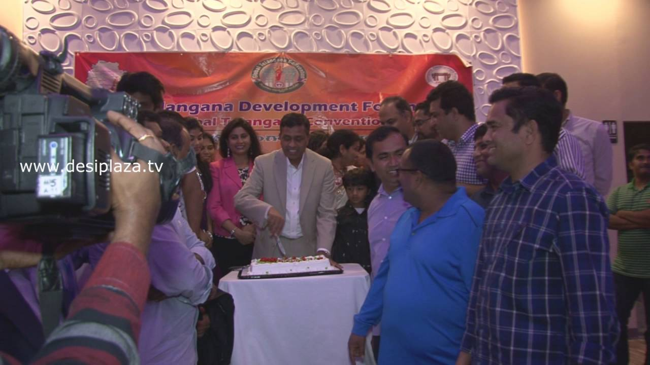 Birthday Celebrations of Vishweshwar Kalvala, President of TDF