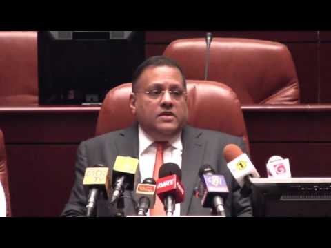Press Conference on Policy Actions
