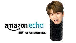 Amazon Echo Youngjae Edition