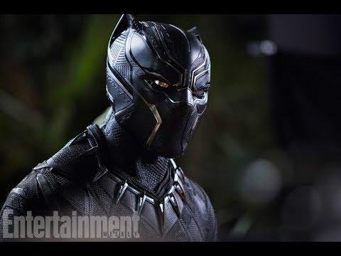 Marvel Black Panther Official Movie Trailer 2018