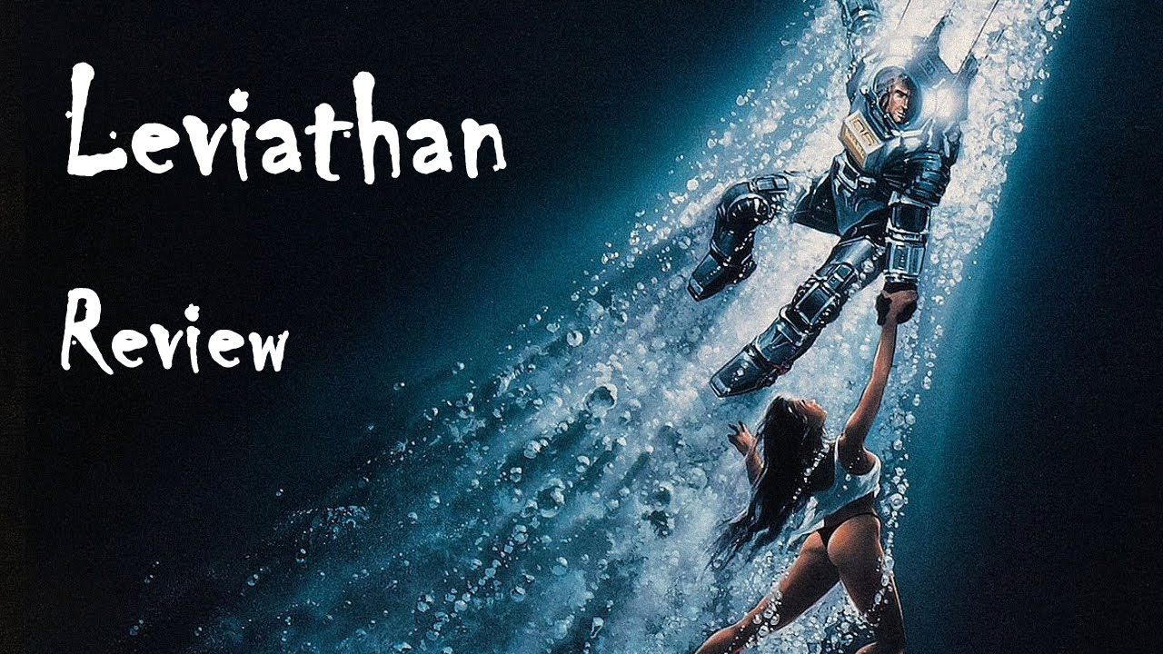 SciFi Sunday Ep. 16 Leviathan Review