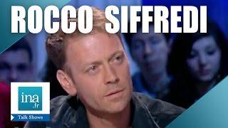 """Rocco Siffredi """"Interview même Rocco de Thierry Ardisson""""   Archive INA"""