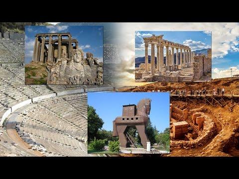 Türkiye'de gezilip görülmesi gereken yerler
