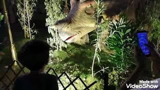 Dinosaurs Show At Al Khobar Soudi Arabia 2019