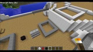 Minecraft Tutorial R.M.S Titanic [Part.2/3]