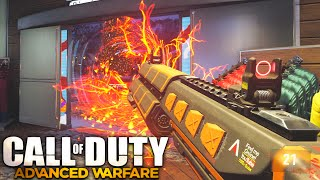 advanced warfare cel 3 cauterizer in multiplayer