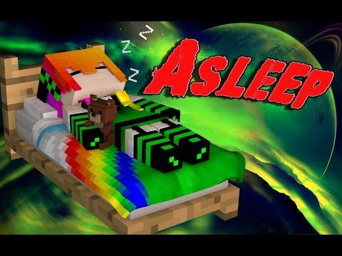 MINECRAFT | Mapa de aventuras | Asleep en 2.0 - El mejor sueño! Gizmo el Unicorniocerdovolador! xD