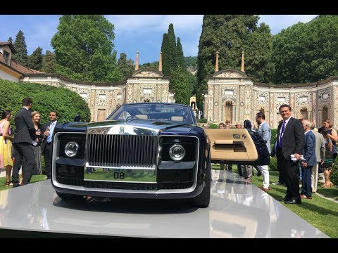 Rolls Royce Sweptail Highest Priced Car In The World