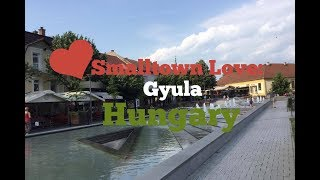 Smalltown Love - Gyula, Hungary | Travel Video