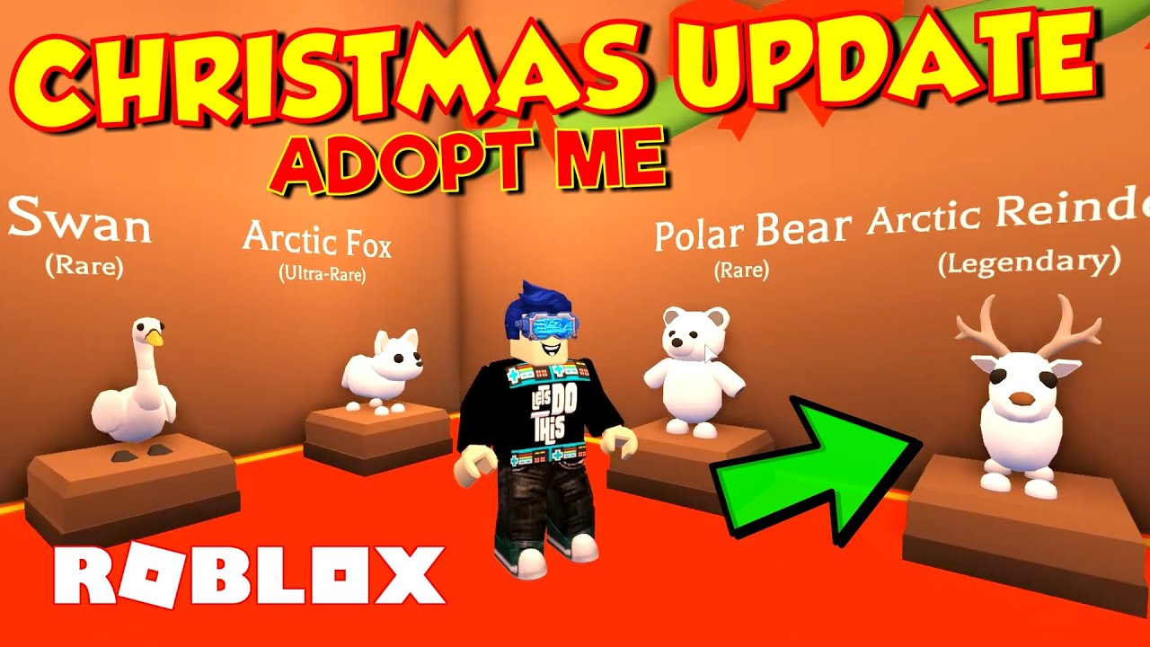 Roblox Adopt Me Christmas Pets - Roblox Hack Apps