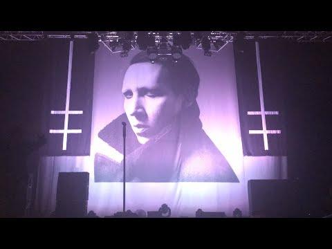 FULL CONCERT Marilyn Manson - Live @ Palats Sportu, Kiev, Ukraine 02/08/2017 [HD Audio]