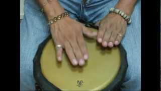 緑度母心咒.African Drum .mp4