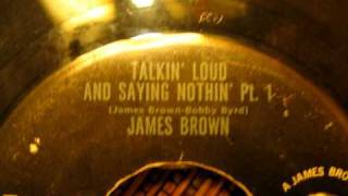 james brown - talkin