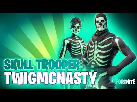 Fortnite Update Skull Trooper / !BO4 42/45