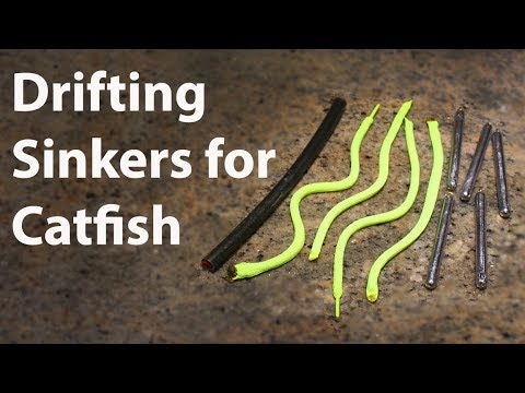 Drifting Sinkers For Catfishing
