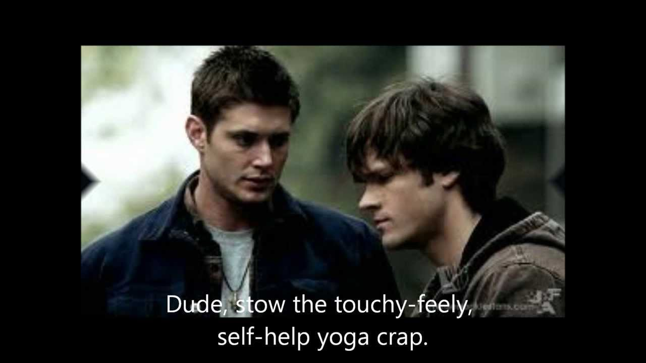 Supernatural Quotes: Deans Funiest Lines - YouTube