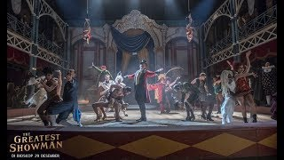 The Greatest Showman - Come Alive - Di Bioskop 29 Desember