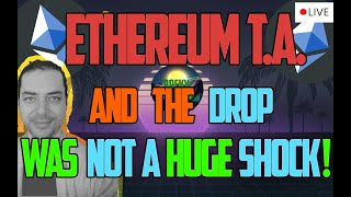 And THE DROP was NOT A SHOCK! June 2 Ethereum Technical Analysis