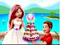 Crazy Love Story - Wedding Dreams Part 1 - top game videos for kids - TabTale