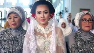 Gambar cover Akad Nikah Rena & Dimas Masjid Al Akbar Surabaya, 10Desember 2017