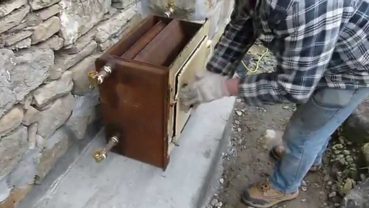 Diy Central Heating Part 1 Youtube