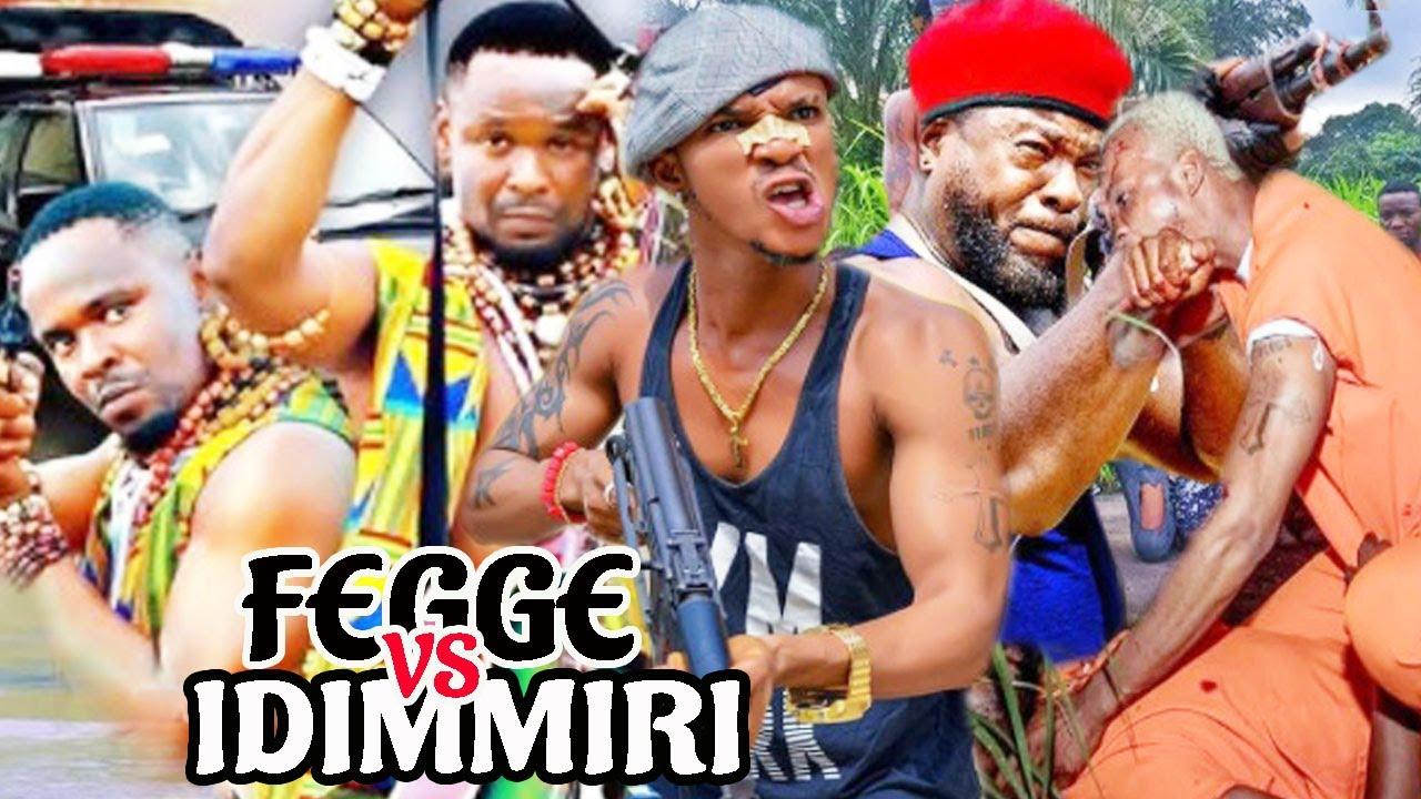 Download Fegge Verses Idimmiri - (New Hit Movie) Zubby Michael 2021 Latest Nigerian Movie.